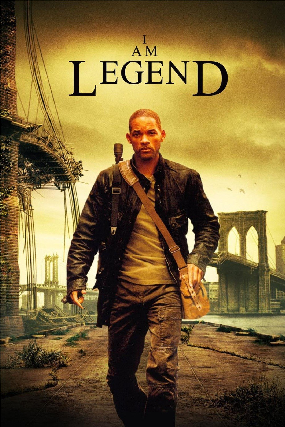 I Am Legend Movie Poster I Am Legend review –...