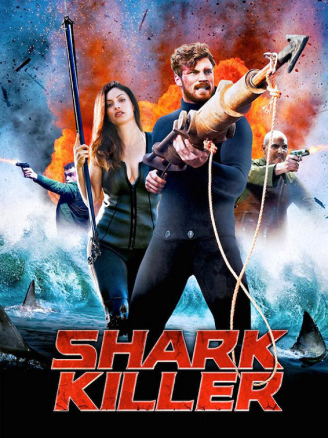 Killer Sharks Movies Shark Killer 2015 Review