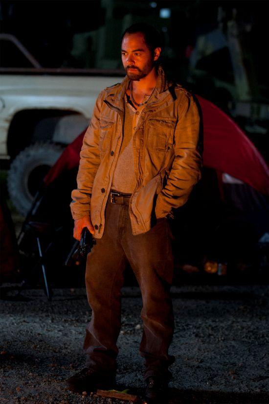 The Walking Dead Martinez