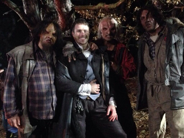 Wrong Turn 6' Cast Grows; New BTS Pic Surfaces